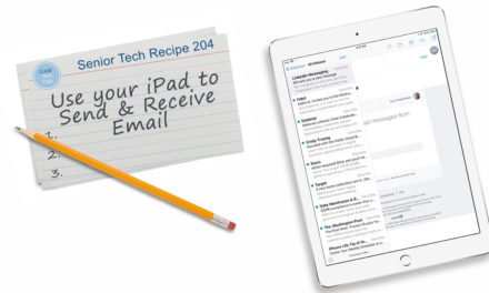 Use your iPhone or iPad to Send and Receive Email