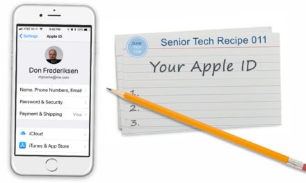 Your Apple ID