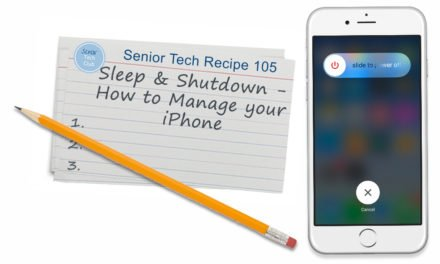 Sleep and Shutdown – How to know the difference on your iPhone