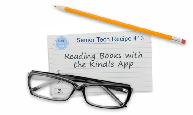 Read Books with the Kindle App