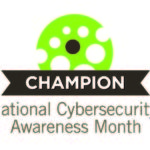 Be Good Digital Citizens - October is National Cybersecurity Awareness Month