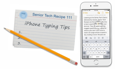 iPhone Typing Tips