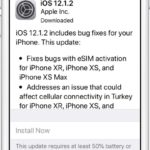 Concerns About IOS 12.1.2 - I'm Waiting