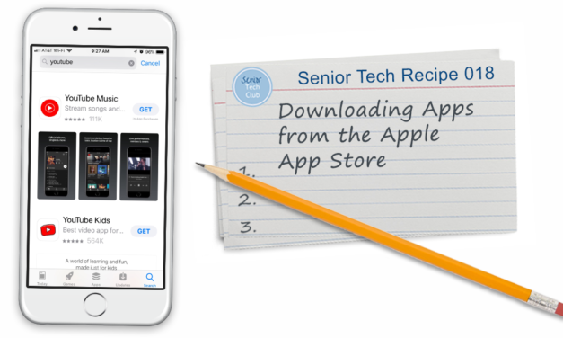 Download Apps in the Apple App Store