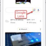 How to Scan a QR Code in a Photo using Google Lens
