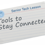 Senior Tech Time 5-14-2019