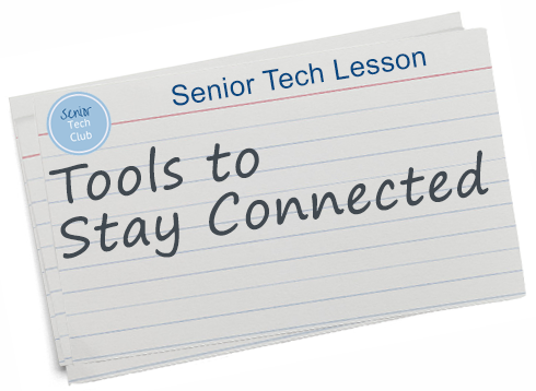 Senior Tech Time 4-18-2019