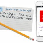 Listening to Podcasts with the Podcasts App