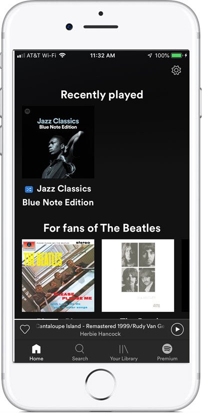 Music Services for iPhone and iPads – What's FREE, What's