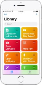 Getting Started with the Shortcuts App | Senior Tech Club
