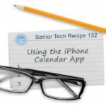 Using the iPhone Calendar App