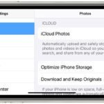 How to Set Up the iCloud Photo Library