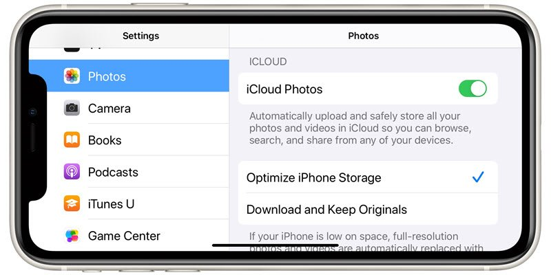 How To Set Up The Icloud Photo Library Senior Tech Club,Couple Wallpaper Hd For Mobile Black And White