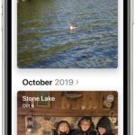 The New Photos Tab in the Photos app in IOS 13