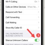 Silence Unknown Callers - Send Directly to Voice Mail