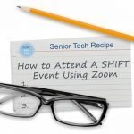 How to Attend a SHIFT Event Using Zoom