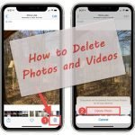 How to Delete Photos on your iPhone or iPad