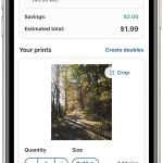 How to Order Photo Prints using the Walgreens app